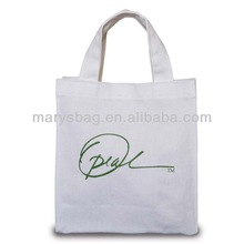 100% cotton canvas Lunch Tote Bag