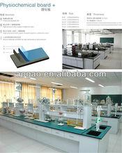 Laboratório de química físico-químicas bordo