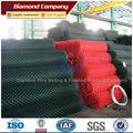 de alta calidad de pvc galvanzied cadena de enlace valla de tela china