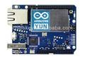 yun microcontrolador sistema de procesamiento de arduino compatible