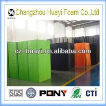 colored high density high elasticity sponge eva isolation noise reduction sponge