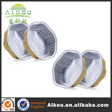 high quality new design aluminum foil cooking container