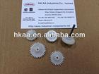 High quality nylon spur gear for printer fuser,hp printer gear