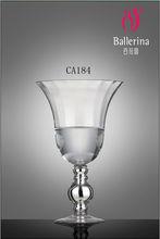 footed glas herzstück