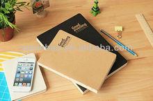 Hard cover glitter powder diary notebook
