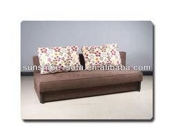 Handy Storage Sofa Bed Design Fabric