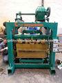 Los productos más calientes 2014 manual de ladrillo/bloque que hace la máquina, manual de ladrillo máquina de la prensa