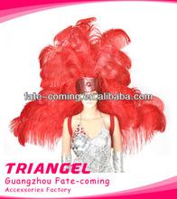 wedding decoration ostrich feather