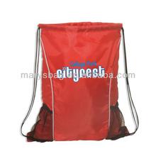Promotional Sportsman Sling Backpack wtih elastic edging