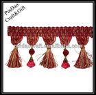 hot sale curtain tassel fringe