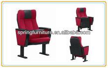 Vente chaude confortable salle de lecture chaise pliante cinéma chaises à vendre eglise chaises à vendre AP-07