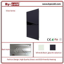 far infrared electric home heater with glass surface