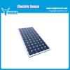 30W battery power solar panel for livestock electric fence energiser