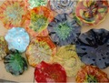 لوحات زخرفية زجاج مورانو الجملة حديقة الفن