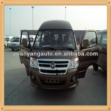 15 seats Foton View Minibus/ Foton Passenger Van/Foton Micro bus