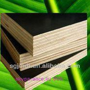 18mm wbp glue hardwood core black construction plywood