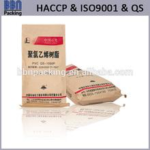 plain brown paper woven poly bag