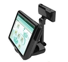 Touchscreen desktop pos system/pos machine/cash register