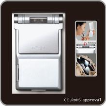 Muntifunction Acetino SH-2839 Handbag Pocket makeup mirror with LED light