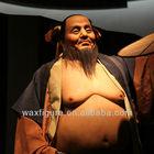 lifelike wax figure of china's eastern han dynasty strategos lifelike wax figure