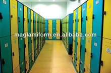 HPL Locker Cabinet CE ISO FSC High Pressure Laminate