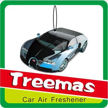 2014 hot promotion perfume paper air freshener J226