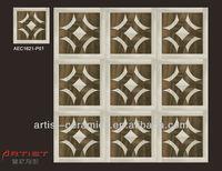 [Artist ceramics] listello border tile/glazed ceramic tile/foshan ceramic tiles
