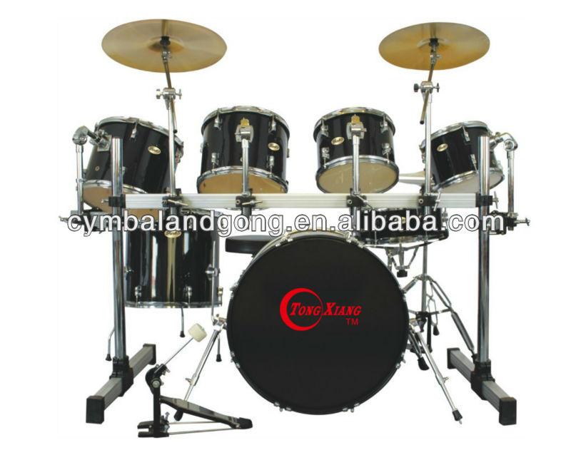 JFN-4000 7-pc Drum set(PVC)