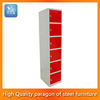 Steel metal coin locker