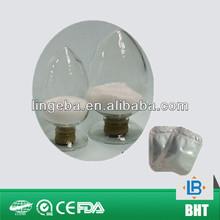 Food grade bht free sample 128-37-0