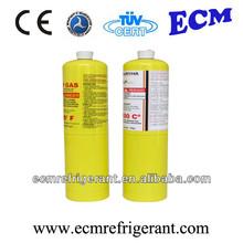 3.9kg mapp gas cylinder & butane propane gas