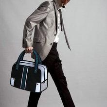 Charming charming office lady laptop bag,3D OL bag