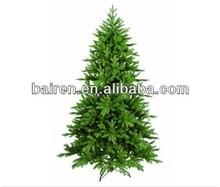 "7"" 210cm PE Hinged Automatic Christmas trees"