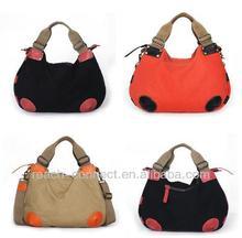 men canvas handbag brand new canvas bag fashion lady canvas handbag