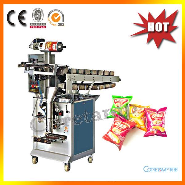 Nitrogen Machine For Chips Chips Packaging Machine
