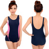 Wholesale One Piece Swimsuit OEM Racing Swimsuit Training Girl Kids Swimsuit Models