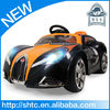 Fashionable assembling battery operated toy car
