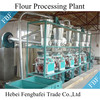 China Semi-Auto Maize/Corn Flour Milling Equipment Price