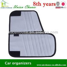 car sun visor covers CD storage bag 28*14cm