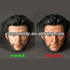 3d head hot toys action figures