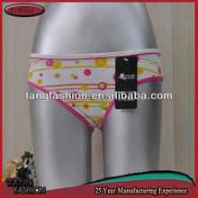 Tc9553 novo estilo mulheres bonitas Sexy Underwear mostrando calcinhas das meninas