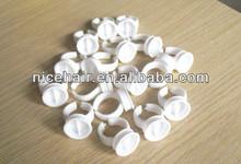 China qingdao Disposable plastic eyelash extension glue ring for makeup