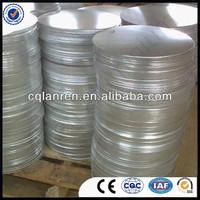 Good Surface Anodized Aluminium Circle