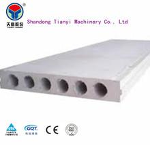 Best price precast concrete slab making machine