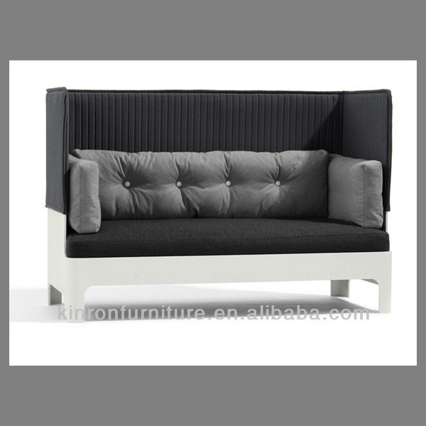 Soggiorno bianco e divano nero ~ neburisky.net