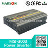 Protable safe power inverter 6kw with CE, FCC, UL approved
