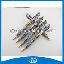 High Quality Customized Logo On Barrel Metal Pen OEM Ball Pen