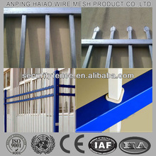 ISO9001 & CE factory direct supply main gate design