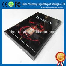 Shenzhen New Products Aluminum Frame EL Light Box