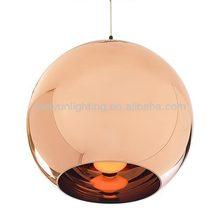 Modern Tom Dixon Copper Shade Pendant Lamp